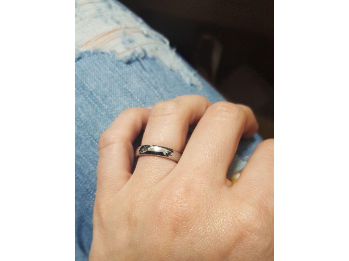 8c70eb98c ... Wolframový prsten, šíře 4 mm [1] ...