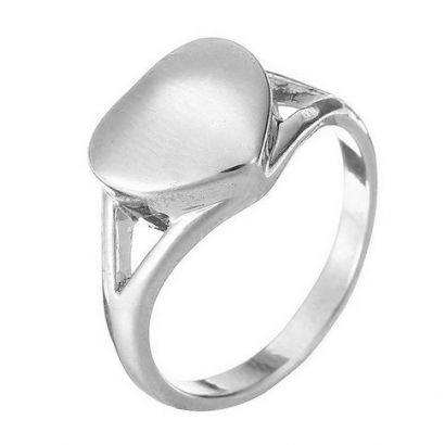 Pietní prsten srdce