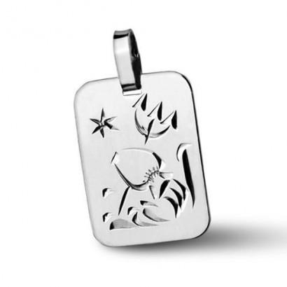 Stříbrný přívěsek znamení VODNÁŘ