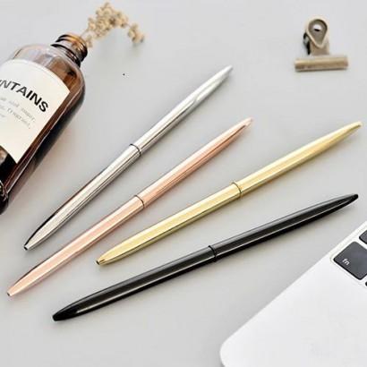 Kuličkové pero (stříbrná)