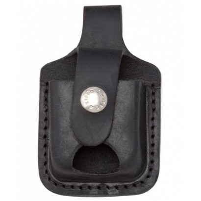 ZIPPO kožená kapsička černá